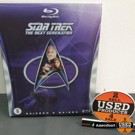 Star Trek The Next Generation Seizoen 6 Blu Ray