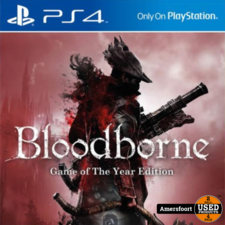 Bloodborne Game of the Year Edtion PS4 Playstation 4