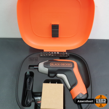 Black & Decker BCF611C H1 Schroefmachine 3.6V