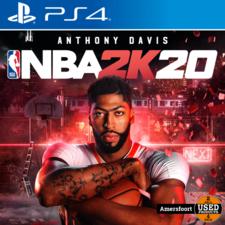 PS4 NBA 2K20 NBA 2K 20 Playstation 4