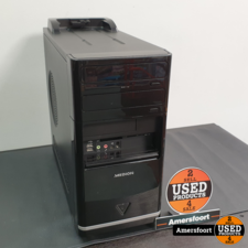 Medion Computer Desktop AMD A8