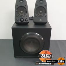 Logitech Z623 THX 2.1 Speakersysteem met subwoofer