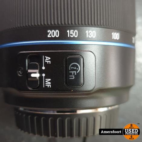 Samsung NX 50-200 ois ii f/4-5.6 ED Tele Lens