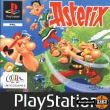 PS1 Asterix Playstation 1