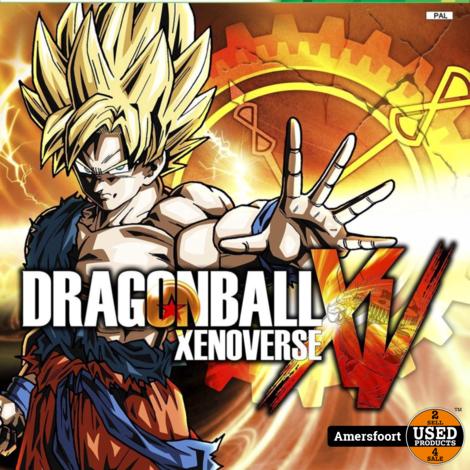Xbox 360 Dragonball Xenoverse