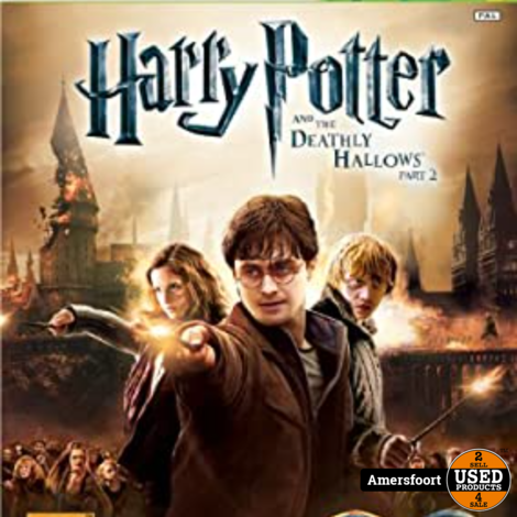 Xbox 360 Harry Potter and the Deathly Hallows