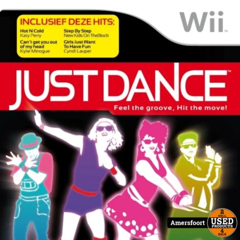 Wii Just Dance Nintendo Wii