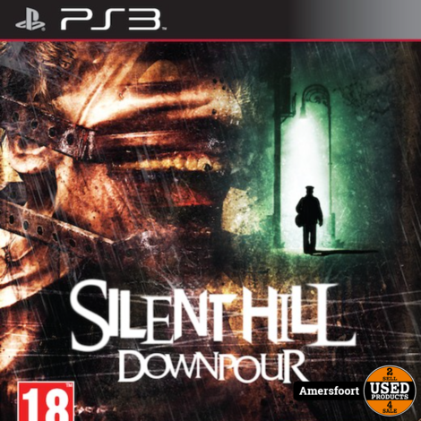 PS3 Silent Hill Downpour Playstation 3