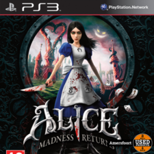 PS3 Alice Madness Returns Playstation 3