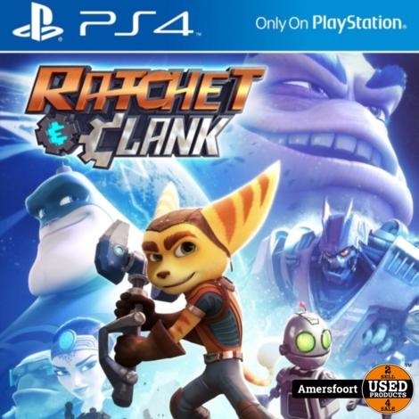 PS4 Ratchet & Clack Playstation 4