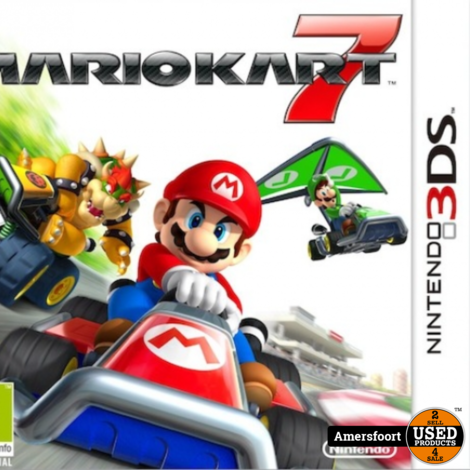 N3DS Mario Kart 7 Nintendo 3DS