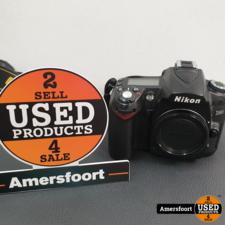 Nikon D90 Body Spiegelreflexcamera