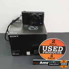 Sony Cybershot DSC-RX100Digitale Camera