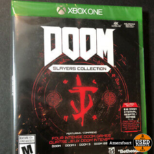Xbox One Doom Slayers Edition