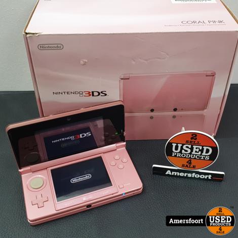 Nintendo 3DS Roze