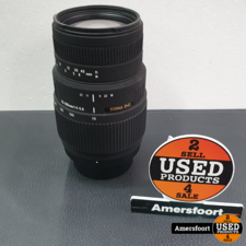 Sigma 70-300mm f/4-5.6 DG Nikon Objectief