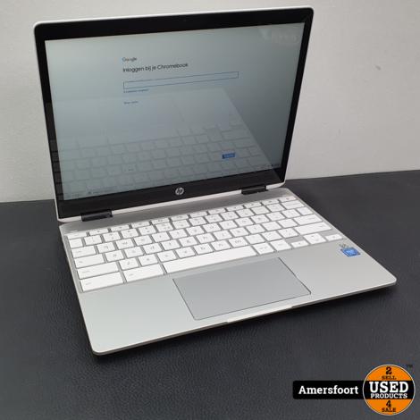 HP 12b-ca0010nd 2 in 1 Chromebook | 360' Touch Screen