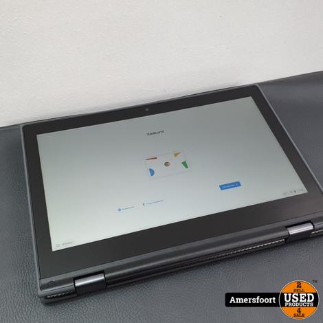 Lenovo Chromebook 300e 2nd Gen Touch Screen 360'