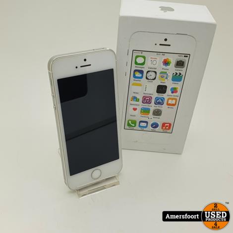 Apple iPhone 5s 16GB Zilver