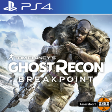 PS4 Ghost Recon Breakpoint Playstation 4