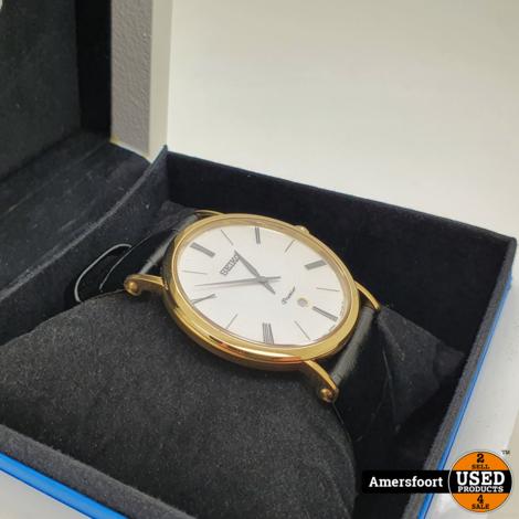 Seiko  Premier 7n39-0ca0 Horloge Verguld