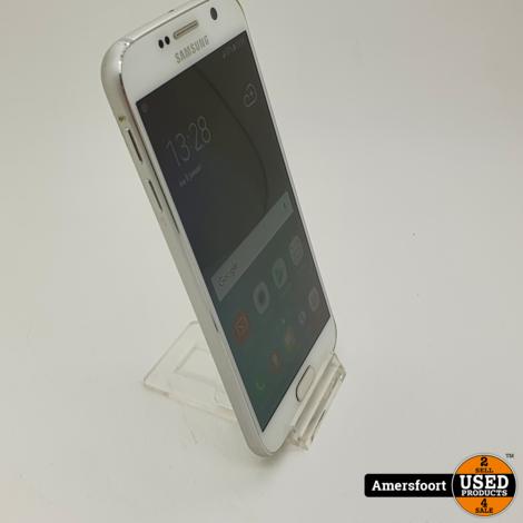 Samsung Galaxy S6 32GB Wit