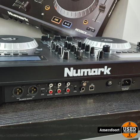 Numark Mixdeck Express USB DJ Controller