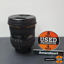Sigma 10-20mm 1:4-5.6 DC HSM lens