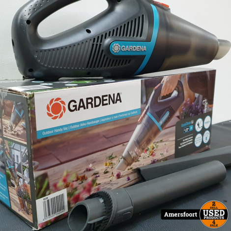 Gardena EasyClean Li | Indoor en Outdoor Cleaner