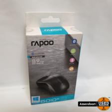 Rapoo 6010b Draadloze Muis Zwart