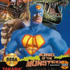 Sega King of The Monsters