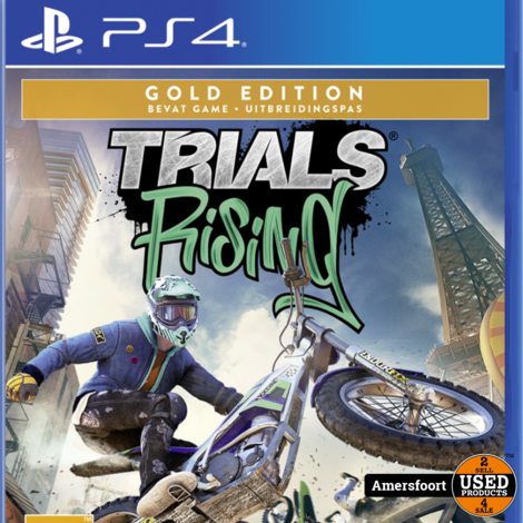PS4 Trails Rising Playstation 4