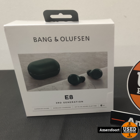 Bang & Olufsen BeoPlay E8 3rd Generation