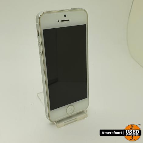 Apple iPhone 5 16GB Zilver