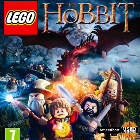 Ps4 Lego the Hobbit Playstation 4
