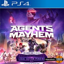 Ps4 Agents of Mayhem Playstation 4