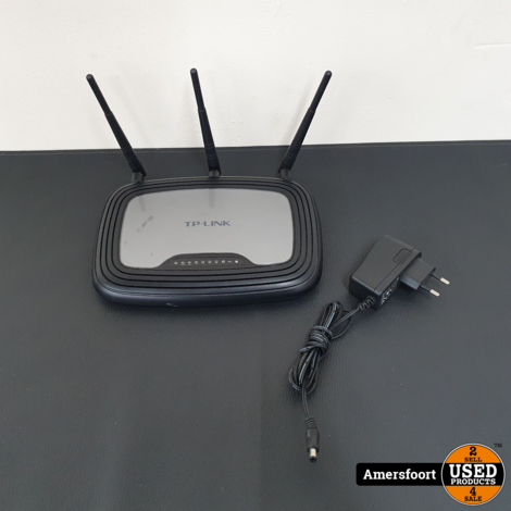 TP-Link Draadloze Router | TL-WR2543ND