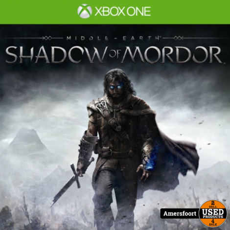 Xbox One Shadow of Mordor
