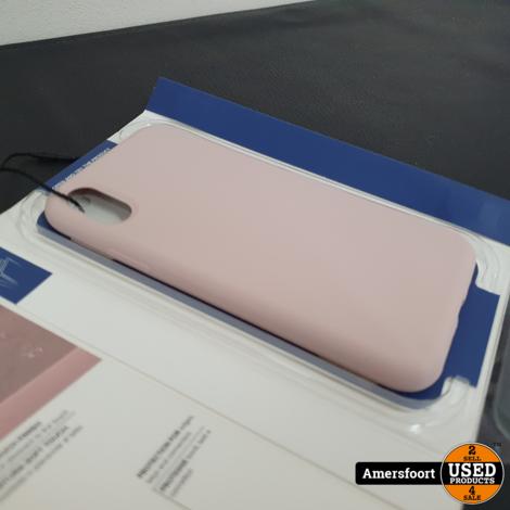 Cellularline Sensation iPhone X Cover Roze