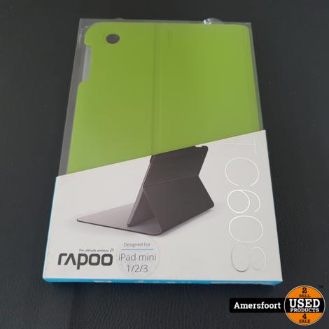 Rapoo iPad Mini 1/2/3 Cover   Hoes   Groen   TC608