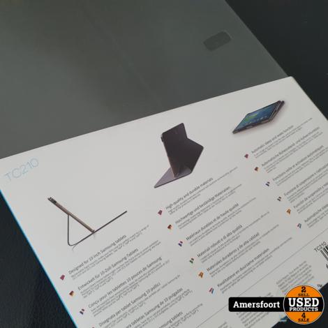 Rapoo Samsung Galaxy Tab 3/4/s Cover | Hoes Zwart | 10.1 / 10.5 inch | TC210