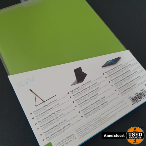 Rapoo Galaxy Tab Pro 12.2 Cover | Tablet Hoes | Groen | TC212
