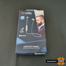 Celly Bluetooth Headset | Draadloze Oordoppen | Wit
