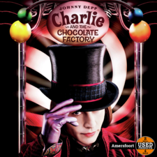 Disney Charlie and the Chocolate Factory Blu-ray