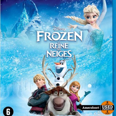 Disney Frozen Blu-ray