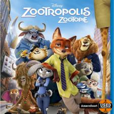 Disney Zootropolis Zootopie Blu-ray