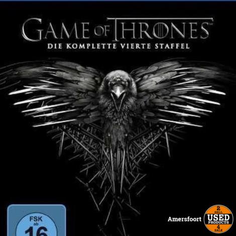 Game of Thrones Seizoen 4 Blu-ray