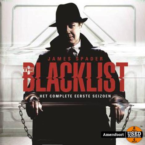 Blacklist Seizoen 1 Blu-ray