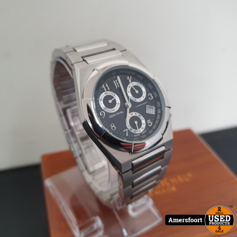 Jaques Richal Chronograph Horloge CH020284