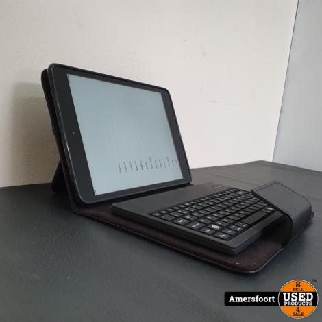Apple iPad Mini 16GB Wifi | Toetsenbord Cover